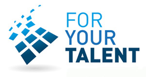 Logotipo de For your Talent